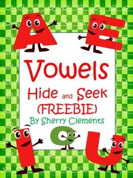 Vowels FREEBIE