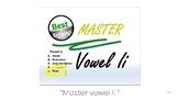 Vowel-Ii Read