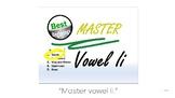 Vowel-Ii Speak