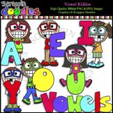 Vowel Kiddos