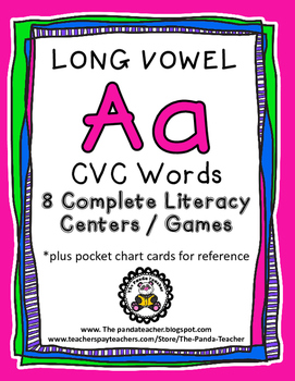 Long Aa Literacy Centers