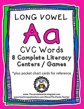 Long Aa Literacy Centers