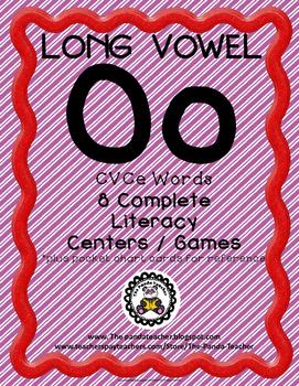 Long Oo Literacy Centers