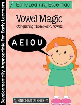 Vowel Magic: Conquering Those Pesky Vowels