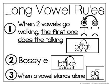 Vowel Marking Scoot/Center