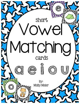 Vowel Matching