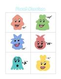 Vowel Monsters