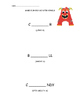 Vowel Monsters: sneaky A, E, I, O, U and yes... even Y