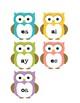 Vowel Owl Game