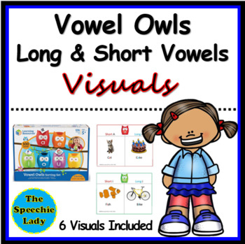 Vowel Owls Visual
