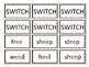 Vowel Pair Switch
