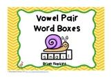 Vowel Pairs Word Boxes