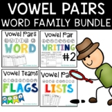 Vowel Pair Word Family Bundle