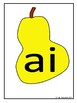Vowel Pairs - AI and AY - Lesson Packet
