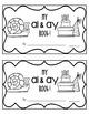 Vowel Pairs Bundle Resource ~ ai, ay, ea, ee, oa, & ow