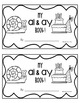 Vowel Pairs Bundle Resource ~ ai, ay, ea, ee, oa, & ow