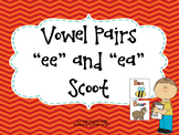 Long E Vowel Pairs (EE and EA) Write the Room