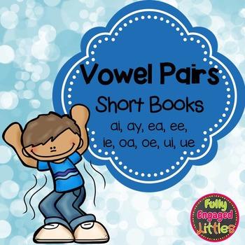 Vowel Pairs Short Books