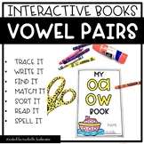 Vowel Pairs | Vowel Teams | Interactive Phonics Books