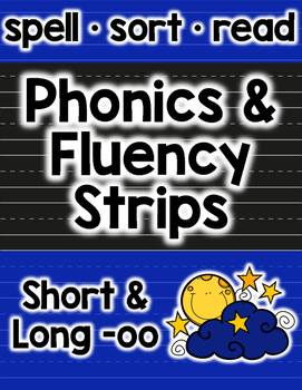 Vowel Pattern oo Phonics and Fluency: Short oo and Long oo