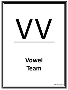 Vowel Patterns