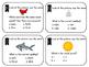Vowel Patterns Task Cards VA SOL 2.5b