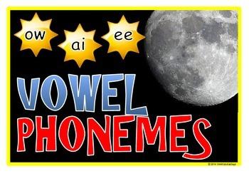 Vowel Phonemes on Stars