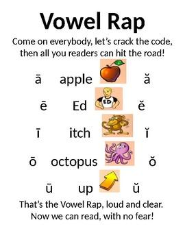 Vowel Rap