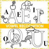 Vowel Recognition and Letters AEIOU Deconstruction with Ex