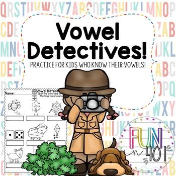 Vowel Review