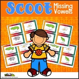 Vowels Scoot Game
