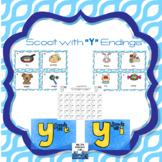 Vowel Scoot  (Y as 'e' or 'i')