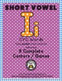 Short Ii Literacy Centers