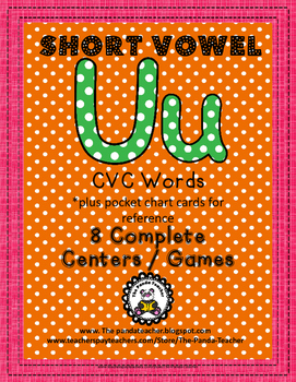 Short Uu Literacy Centers
