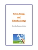 Vowel Songs and Phonics Songs
