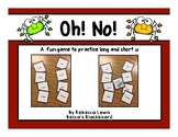 Vowel Sort- Long and Short U