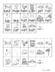 Vowel Sorting Differentiated Worksheets for Word Work