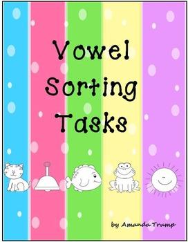 Vowel Sorting Tasks