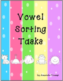 Vowel Sorting Tasks