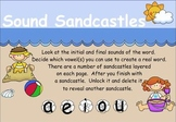 Vowel Sound Game - Sandcastles