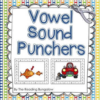 Vowel Sound Punchers