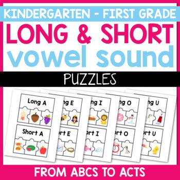 Vowel Sound Puzzles
