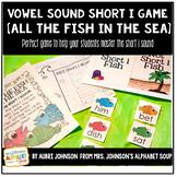 Vowel Sound Short i Game