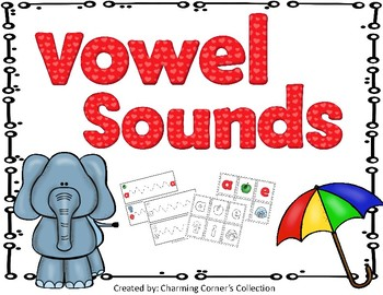 Vowel Sound Trace & Say