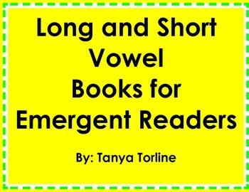 Vowel Sounds Books