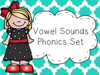 Vowel Sounds Phonics Set