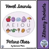 Vowel Sounds Picture Clues