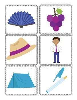 Vowel Sounds - Picture Sorts and Assessment Sheets