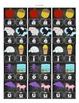 FREE Vowel Sounds Poster Set - Chalkboard Theme