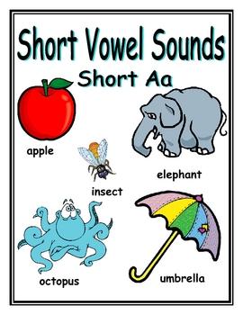 Vowel Sounds - Short Aa Sound